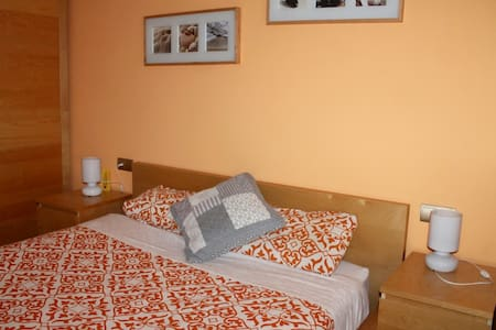 Cozy apartment ! Economic Room with double bed ! - Mataró