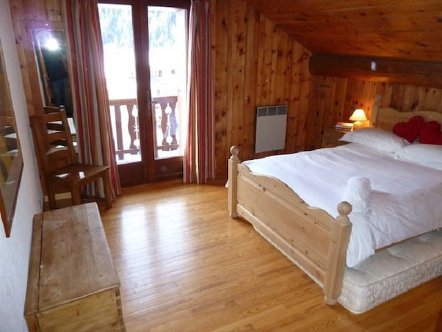 Cosy Chalet 150m walk to Ski Lift F - Valfrejus - House