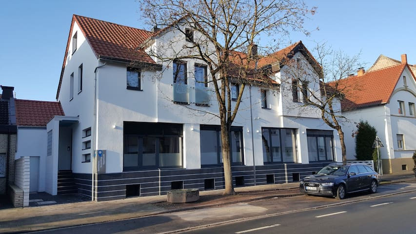 business boarding Lippstadt - Lippstadt - Apartment