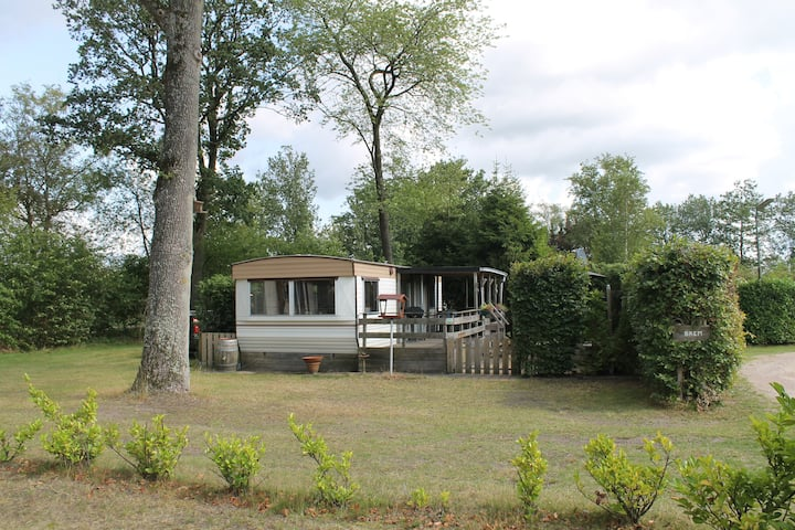 Cosy Cottage in National park Drents-Friese Wold