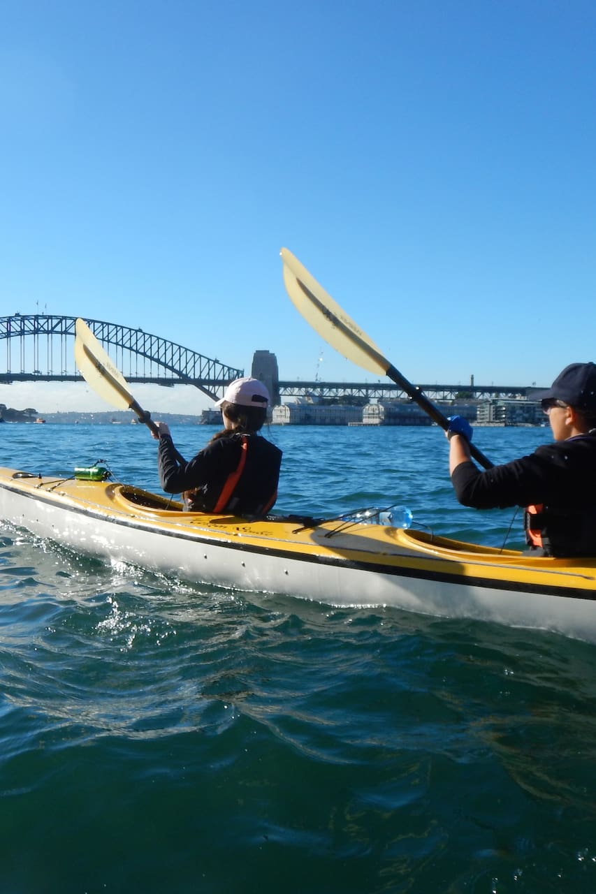 Harbour Kayak Adventure
