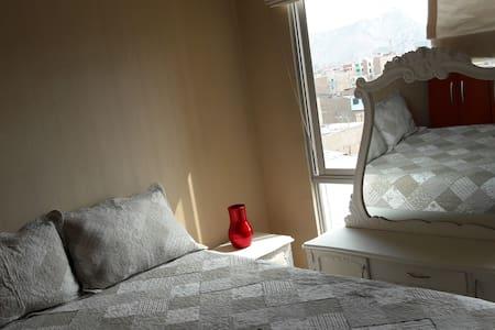Habitacion acogedora para pareja - Distrito de Lima - Lejlighed