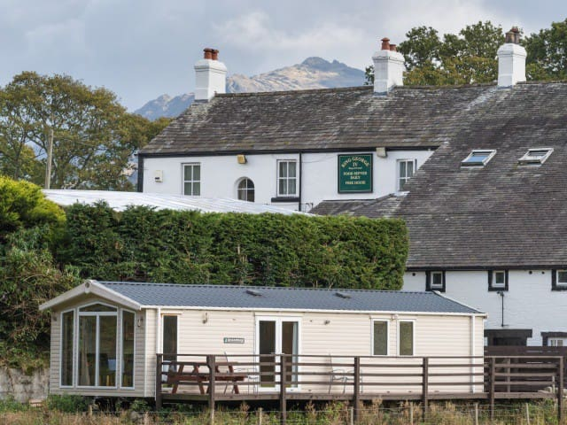 The Cabin at Eskdale