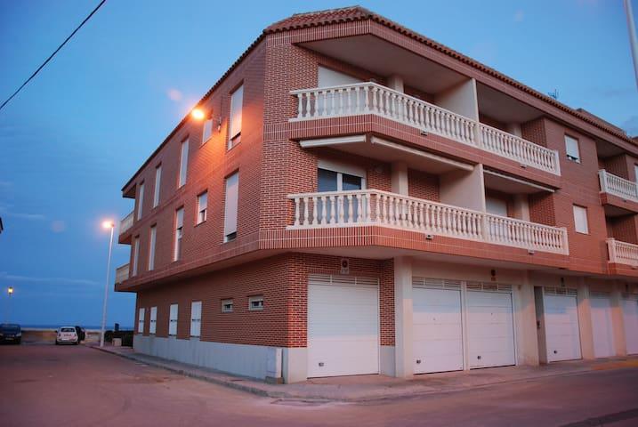 Playa Loteria, primera linea - Sueca - Appartement