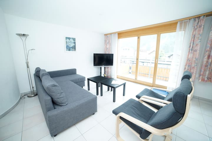 3 1/2 Appartement in the center