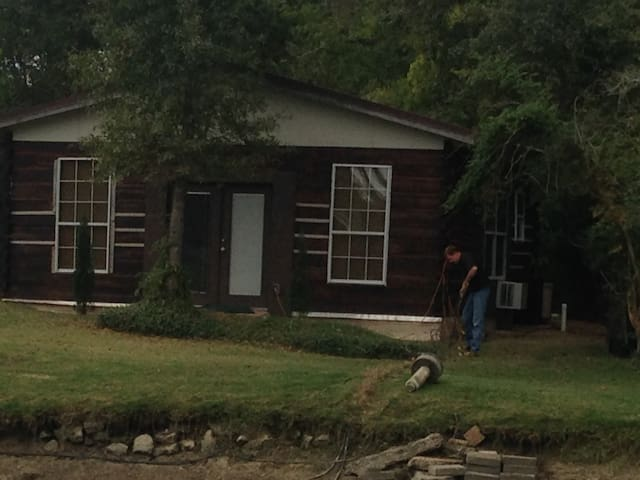 Cabin in the Woods - College Station