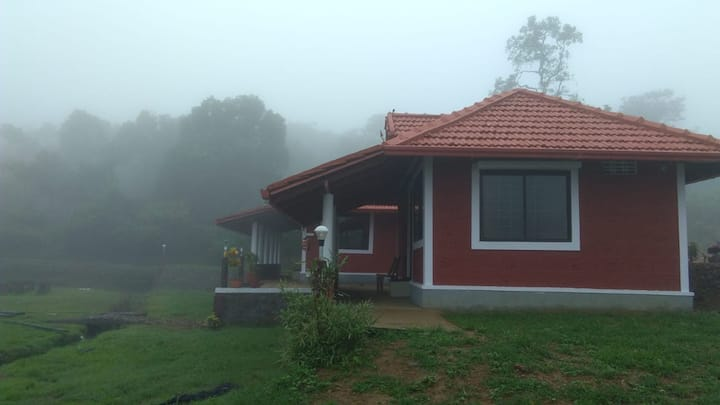 Coorg Valley View  Wild stay