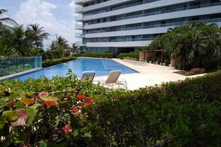 Fabuloso apartamento para 3 en Cartagena