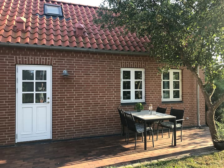 Gæstehus med egen indgang i Sorø