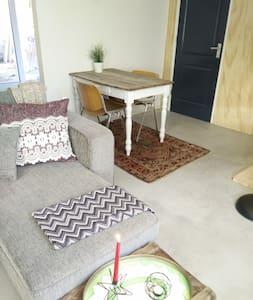 Authentic coziness with industrial look near beach - Zandvoort - 公寓