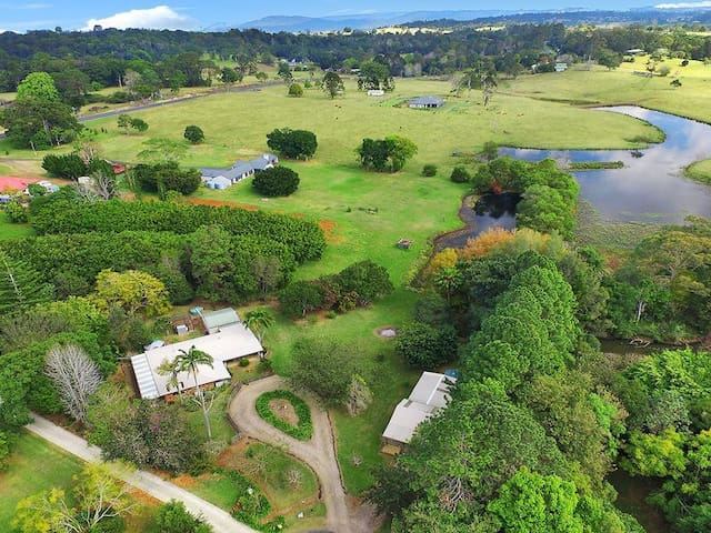 Value, Privacy,  between Maleny and Montville