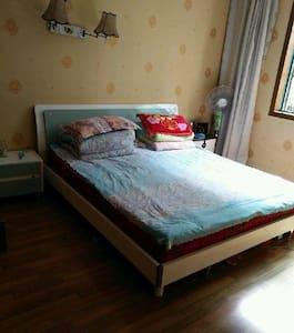 三间大床房 商业区 - Zhuzhou - Apartemen