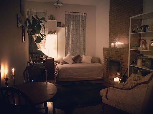 Studio on UWS, three blocks from the Central Park