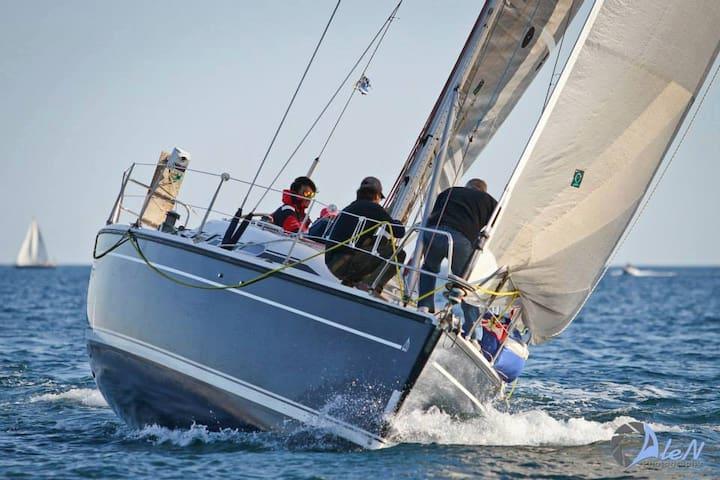 Dehler 36 JV - Performance Cruiser - 1 of a Kind!