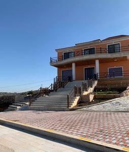 Get Away Villa at Ajloun