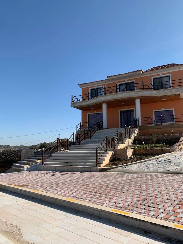 Get Away Villa at Ajloun