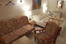 Apartment with garden 50m to  the beach in Vinaròs
