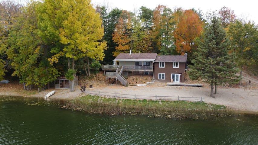 Silver Linings Lakeside Retreat