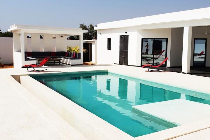 Superbe villa de luxe