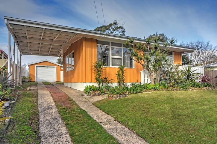 The Sunseeker Holiday Home - Shoalhaven Heads
