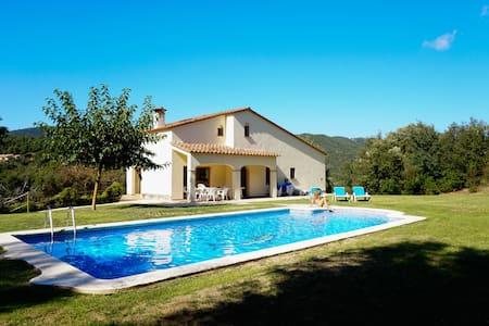 Magnifique villa avec piscine 15mn de platja d'Aro - Santa Cristina d'Aro - Casa