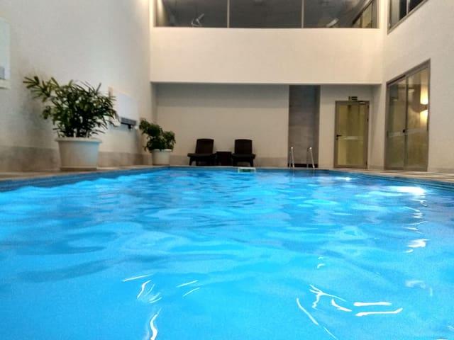 Piscina Climatizada interior