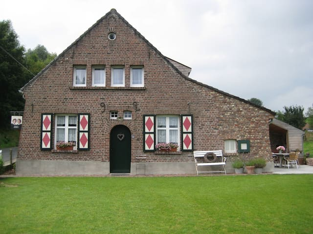 Vakantiehuis Martha en Madeleine - Heuvelland - Casa
