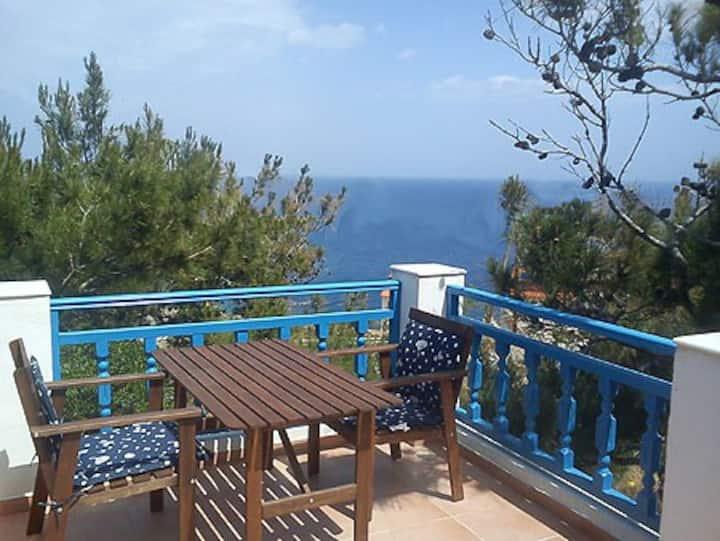 Aegean View Balcony