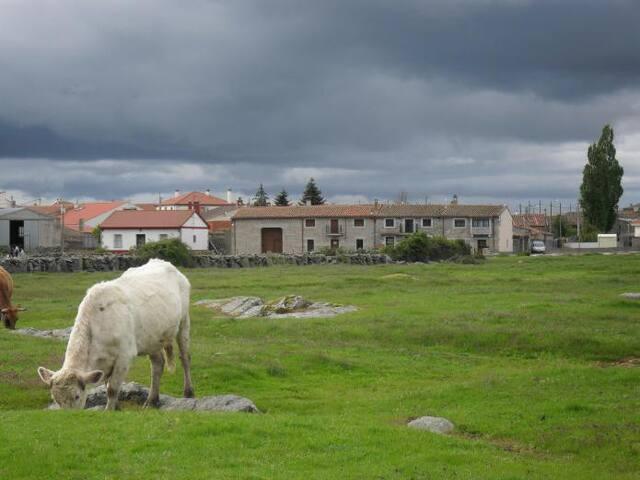 Casas Rurales Las Virtudes: para GRANDES GRUPOS