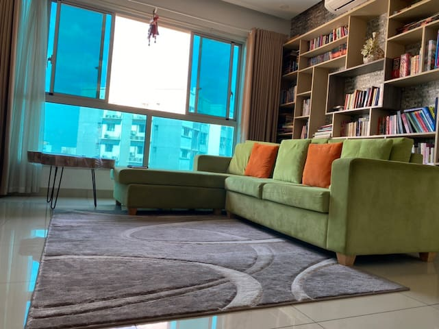 3-bedrooms apartment in Celadon City