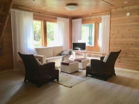 Talo lähellä Tamperetta / House near Tampere