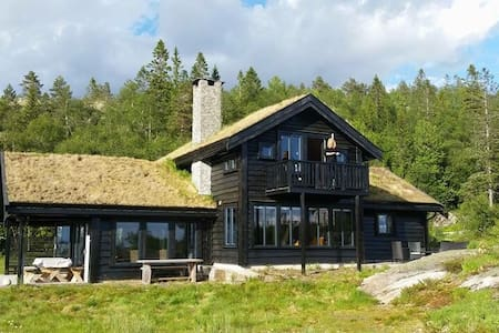 Høystandard idyllisk hytte