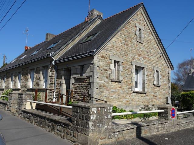 Maison de ville Lorient - Lorient - House