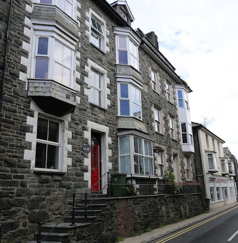 Big house for up to 16 people - Barmouth - Casa