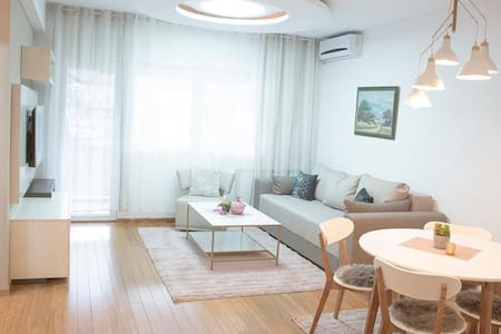 New modern and chic apartment