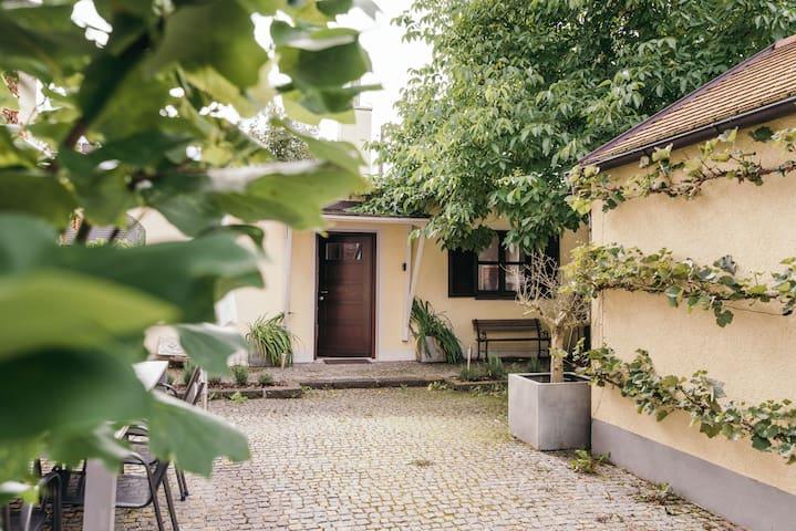 Ferienhaus Rasso45 Nähe München im 5-Seen-Land