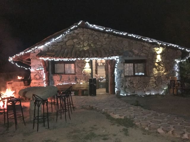 Casa Rustica cenas cumpleaños