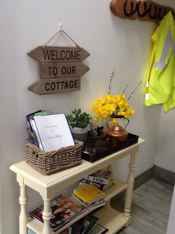 Cosy Cottage in Dublin Mountains! - Glencullen - Rumah