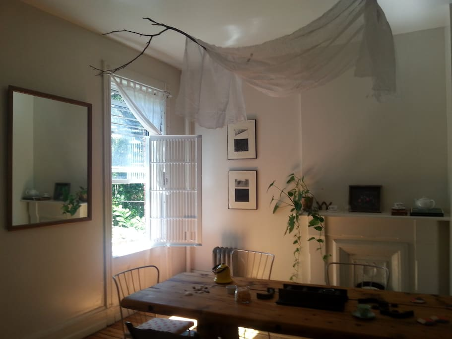 Dining room/Good light