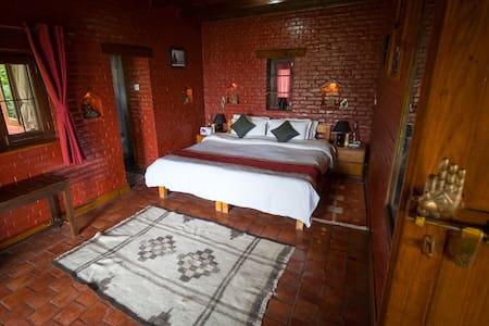 Kathmandu Room with a view in Shivapuri