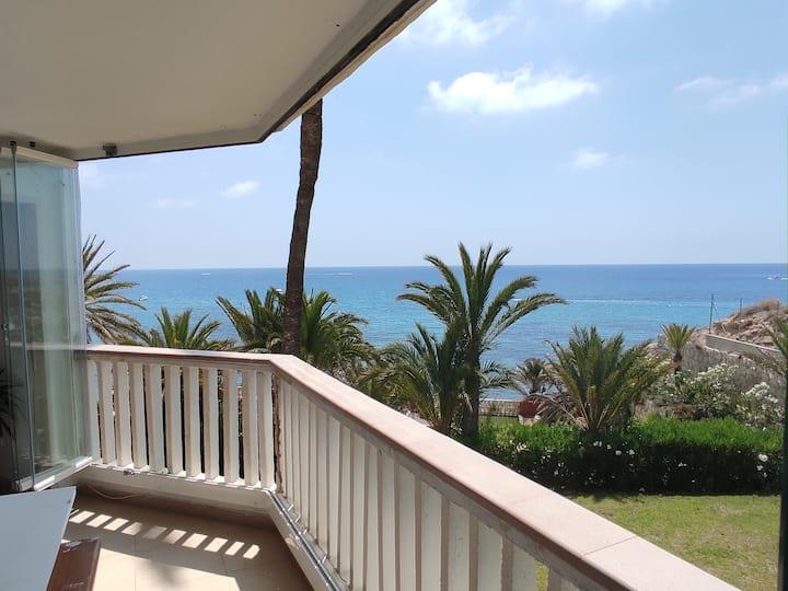 Amerador Beach, Primera Linea de Playa