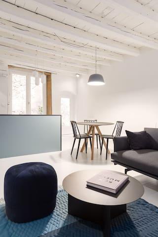 - Living room - Salon