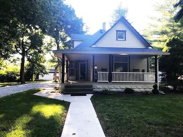 Broad Ripple Farm House