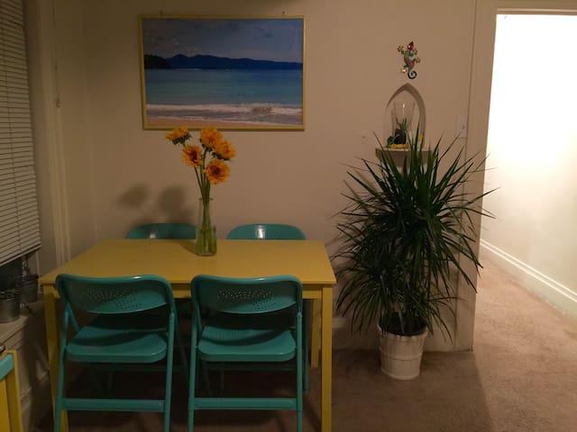 Private Bedroom, Historic Marmelade - Salt Lake City - Lägenhet