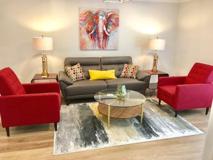 5★Stylish Retreat in Oxford!Walk to Ole Miss Games