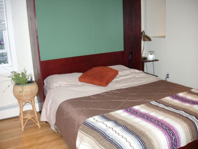 Studio, ten minutes from airport, & walk to trails - Anchorage - Leilighet