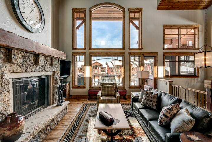 High-End Steamboat Springs Townhome - Steamboat Springs - Stadswoning