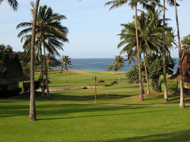 Loveliest, Oceanview Molokai Condo-KBR 1161
