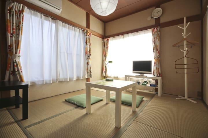 101 Tokyo JRHirai St. take a walk7minutes apartmen - Edogawa-ku - Flat