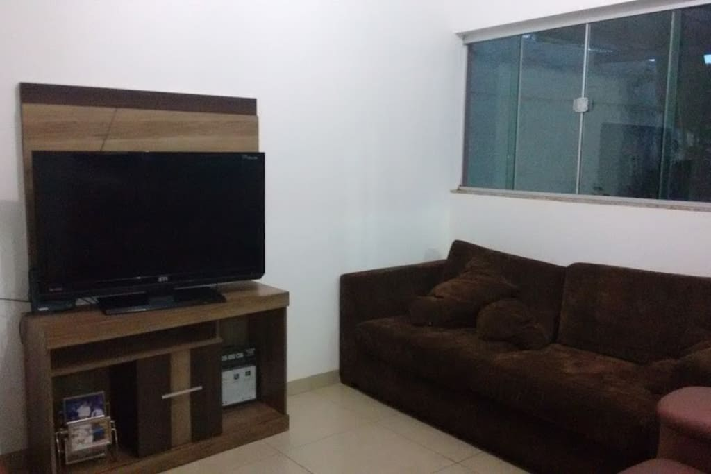 Sala de estar/tv térreo